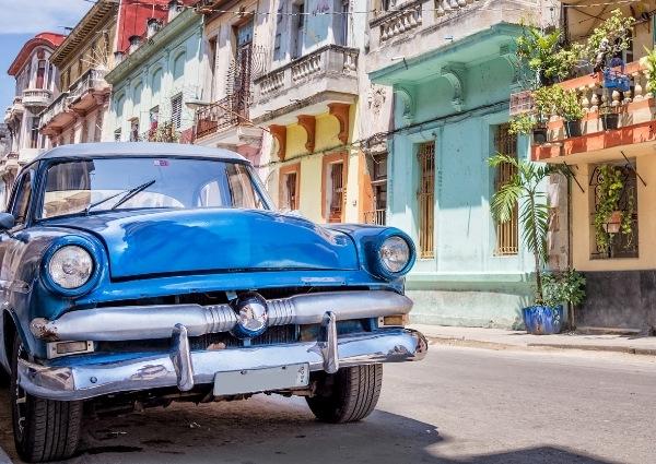 séjour touristique à Cuba