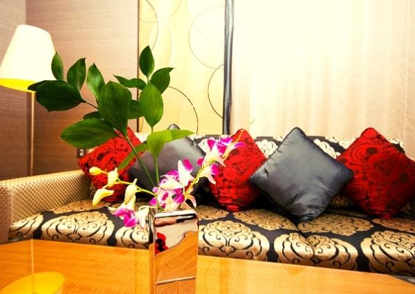 chambre d'hôte accueillante